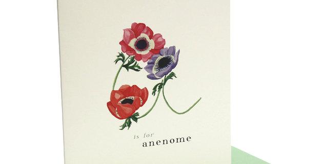 'a' Card