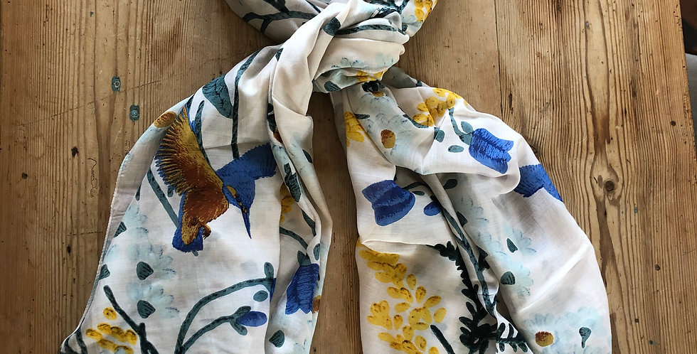 One Hundred Stars - Meadow Scarf
