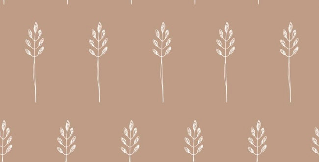 Napkin - Wild Wheat - Pink