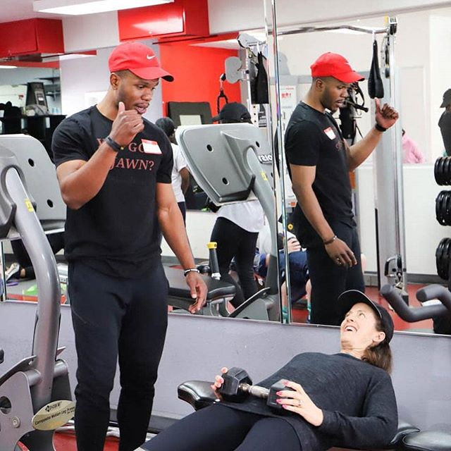 Online 1-on-1 Personal Training