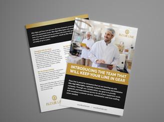Flour Line Flyer