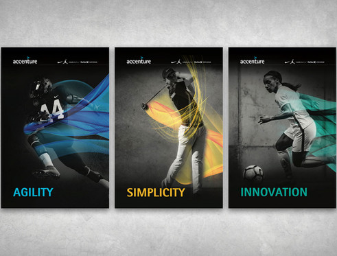Nike Design Posters