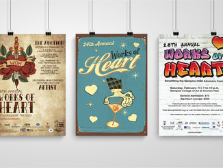 Works of Heart Posters