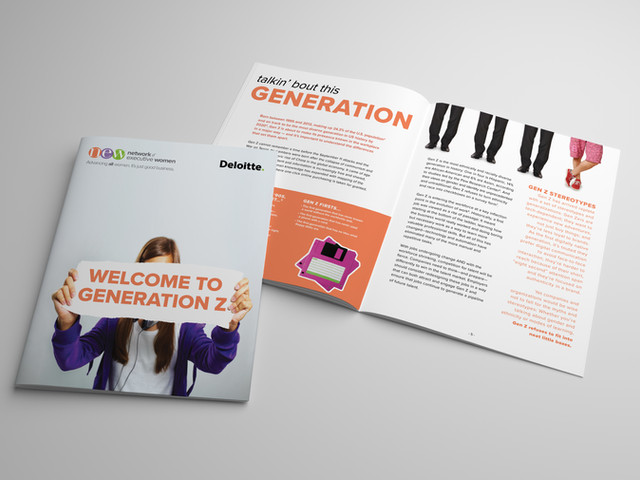 NEW Generation Z Brochure