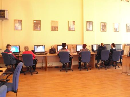 26 марта закончила обучение девятая группа курсов повышения квалификации руководителей ТСЖ, ЖСК