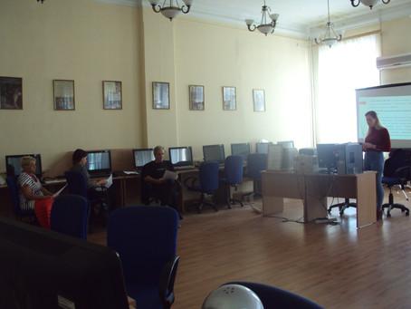 3 сентября -начало занятий для новой группы  курсов повышения квалификации руководителей ТСЖ, ЖСК
