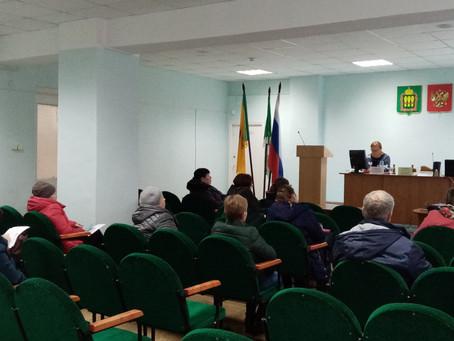 На выездном семинаре в Лунино обсудили этапы маркировки товаров легкой промышленности