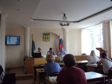 29.07.2019 г.   АППО  29 июля провела обучающий семинар для предпринимателей