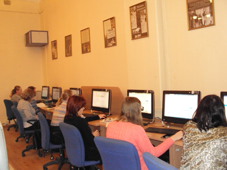 3 декабря - начало обучения курсов повышения квалификации для новой группы