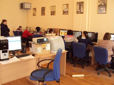 3 марта -первое занятие новой группы курсов повышения квалификации