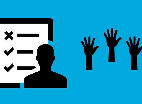 Новая система онлайн-голосования на общем собрании в МКД