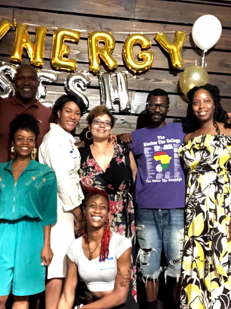 Synergy Sesh - NOLA Group Photo