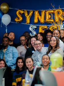 Synergy Sesh - Bay Area Group Photo