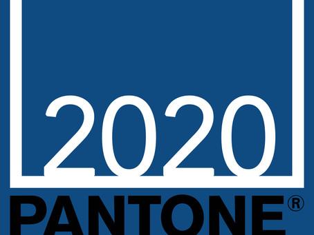 Couleur Pantone de l'année 2020