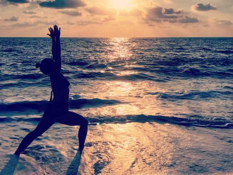 Beyond the Sweaty Betty school of yoga...
