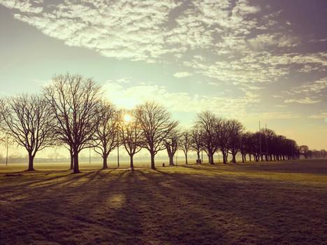 A new dawn...deep breath in