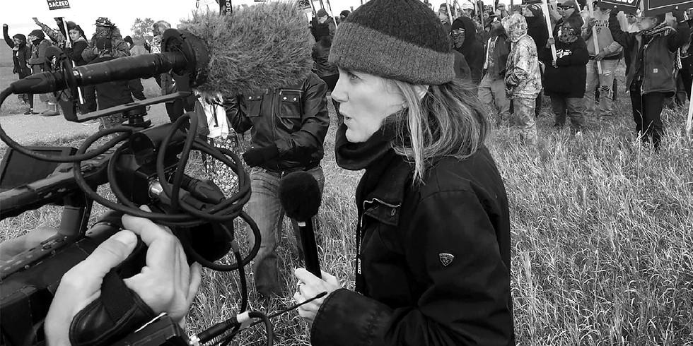 New York Tech's Student Engagement and Civic Thursdays Present: Award Winning Journalist            Amy Goodman