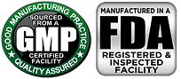 GMP & FDA Approved