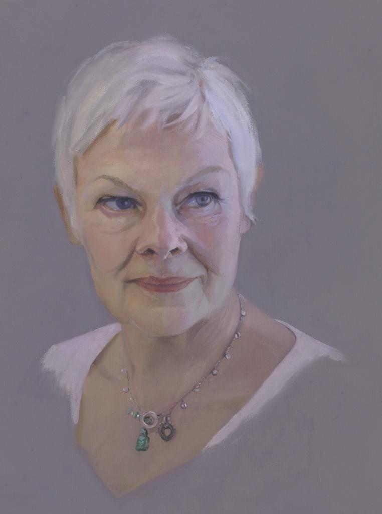 Dame Judi Dench-Emma Kennaway