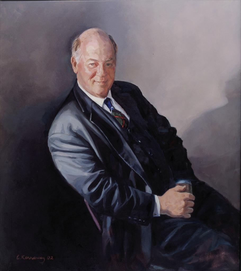 Dr Colin Niven- Headmaster Alleyns