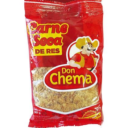 CARNE SECA DON CHEMA 90G