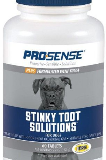 Pro-Sense Plus Stinky Toot Solutions Tablets