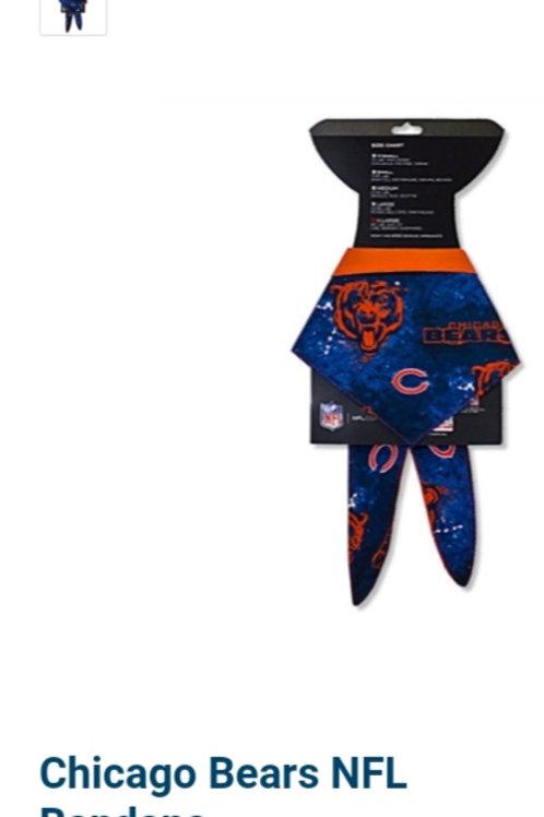Chicago Bears NFL Bandana