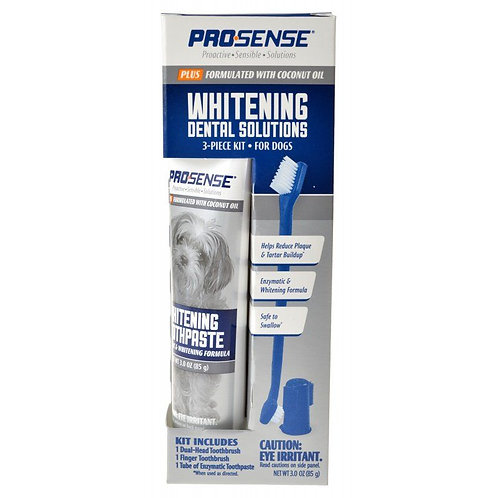 Pro-Sense Plus Whitening Dental Solutions for Dogs