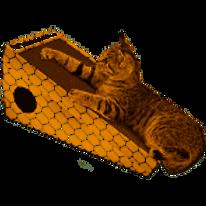 OurPets Alpine Climb Cat Scratcher