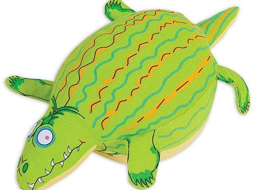 Fat Cat Plumpies Crocodile Dog Toy