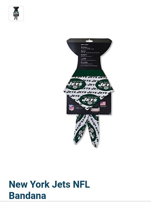 NY Jets NFL Bandana