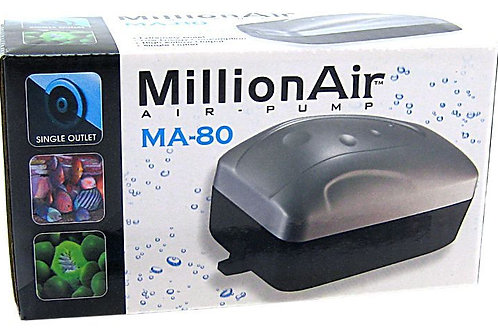 Via Aqua Million Air Pump