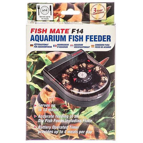 Fish Mate F14 Aquarium Fish Feeder