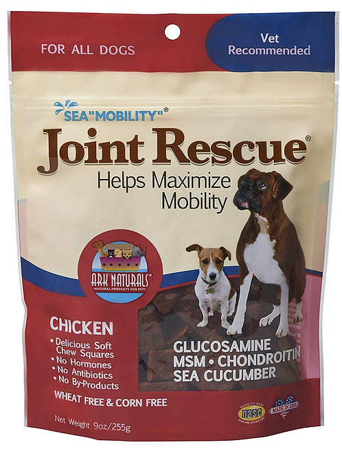 Ark Naturals Sea Mobility Joint Rescue Chews, Chicken