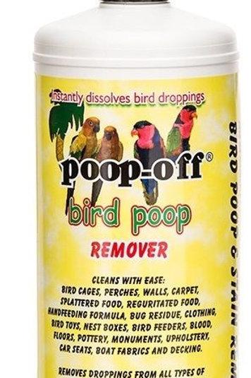Bird Poop Remover Poop-Off