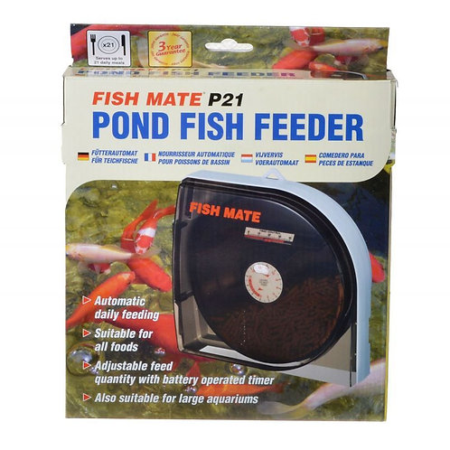 Fish Mate Pond Fish Feeder
