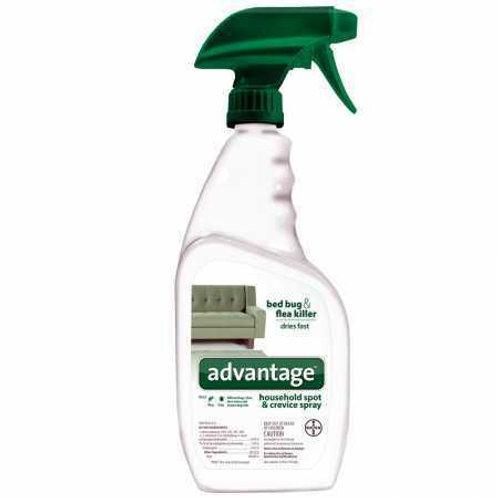 Advantage Household Spot Crevice Spray 24 oz