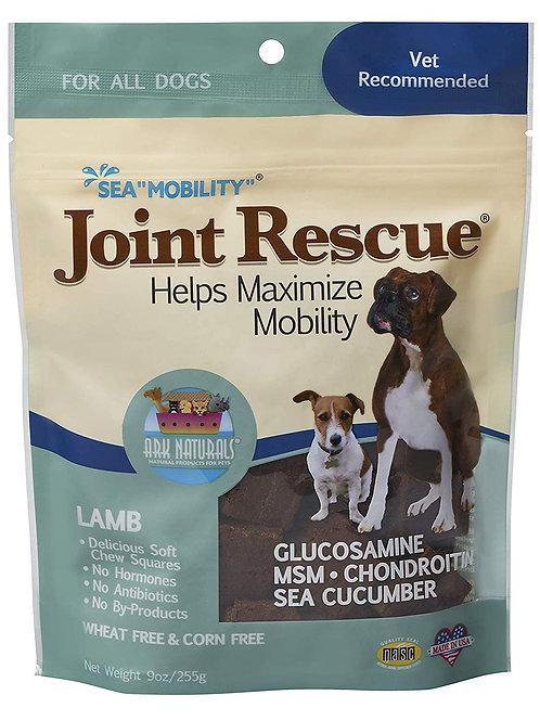 Ark Naturals Sea Mobility Joint Rescue Chews, Lamb