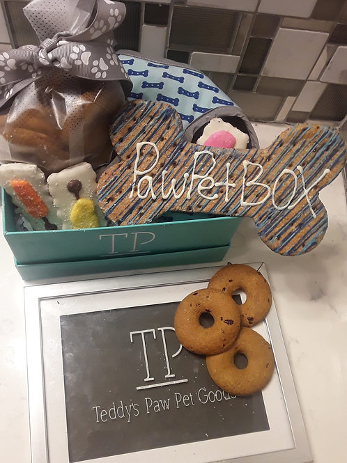 PawPetBOX - Luxury Pet Treat Subscription