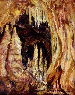 Grotto #4 - 24X19