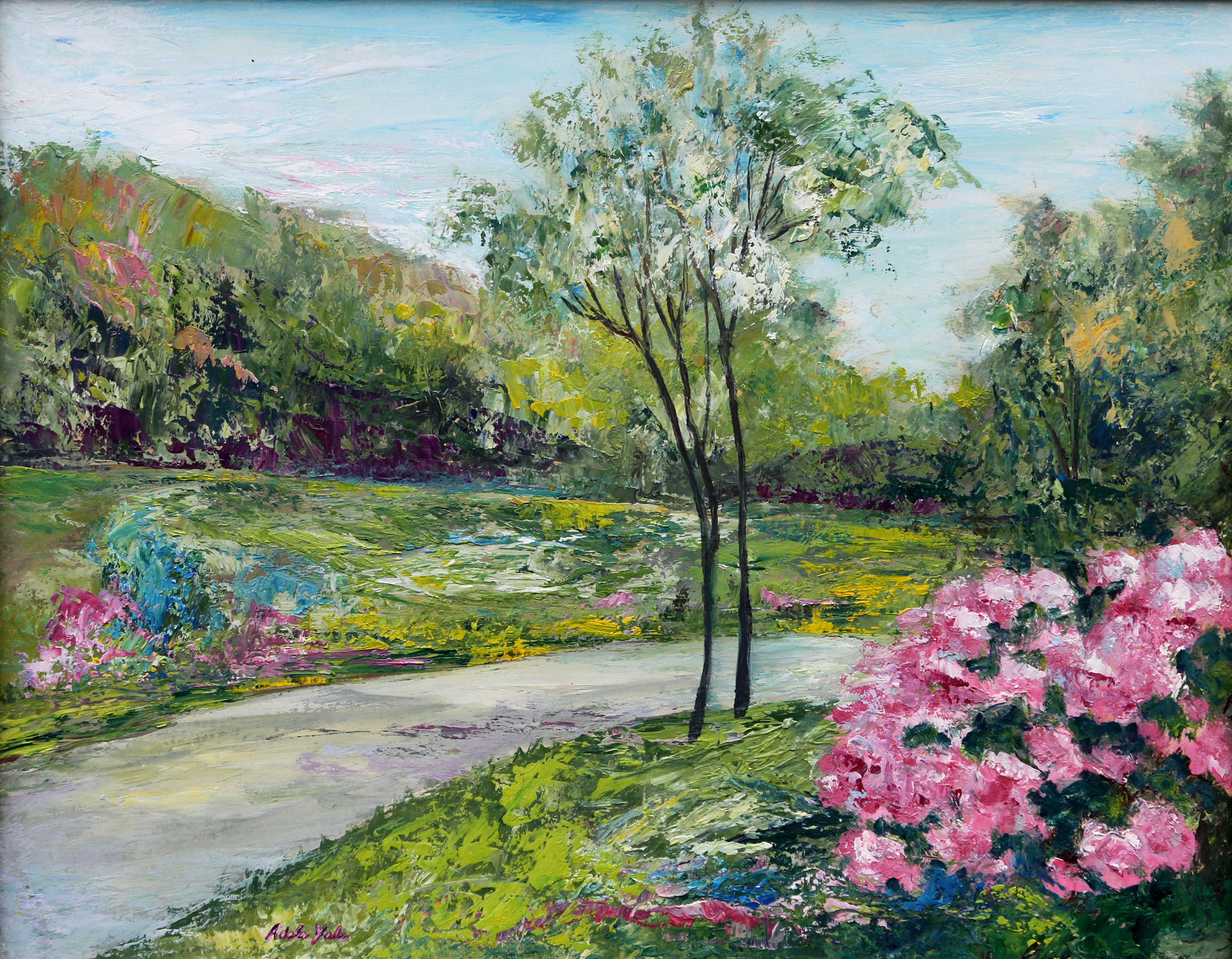 Giverny in Spring