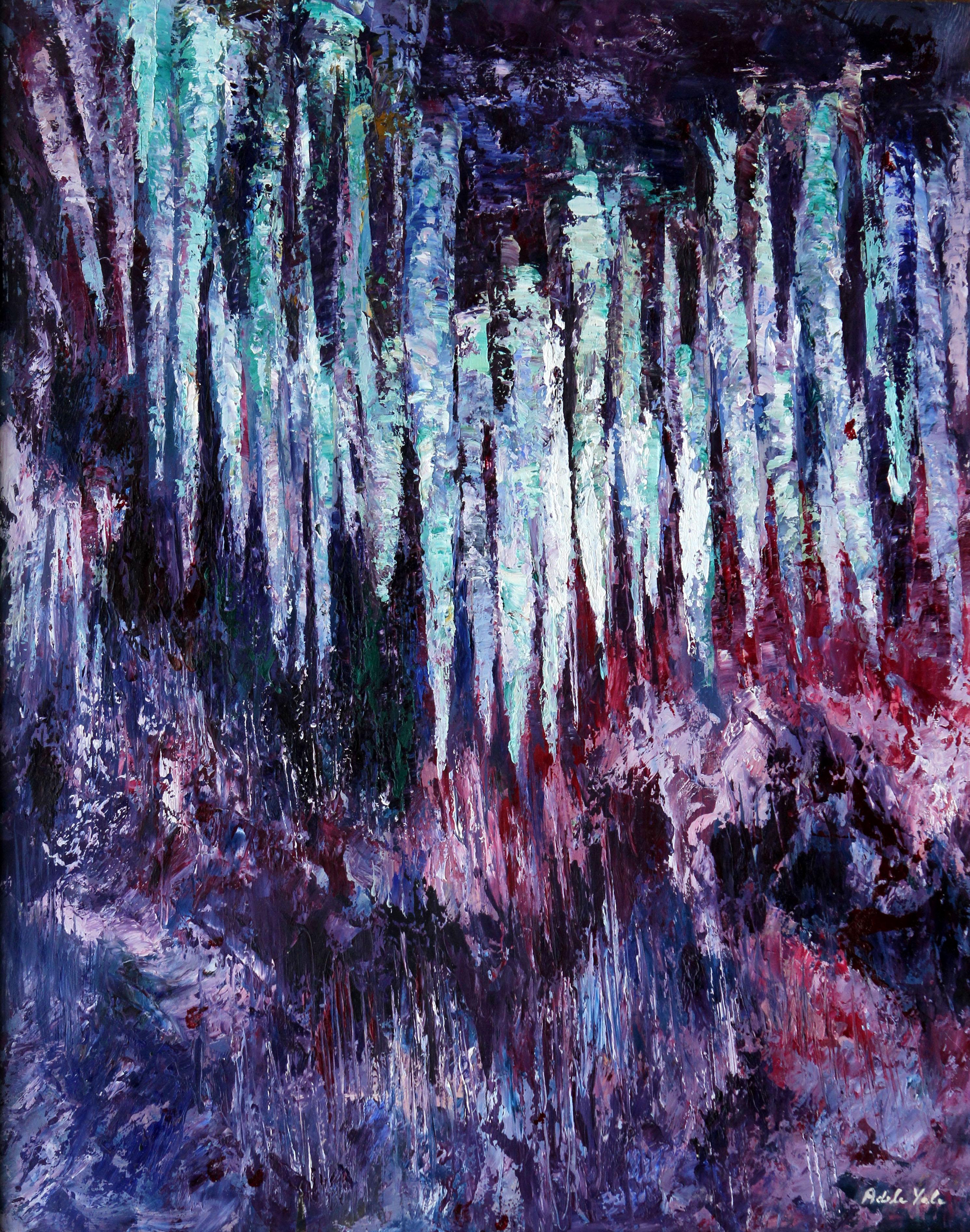 Grotto #1 - 24X19