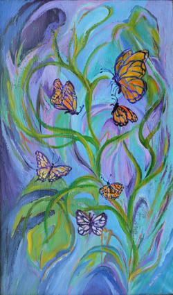 Butterflies Dancing