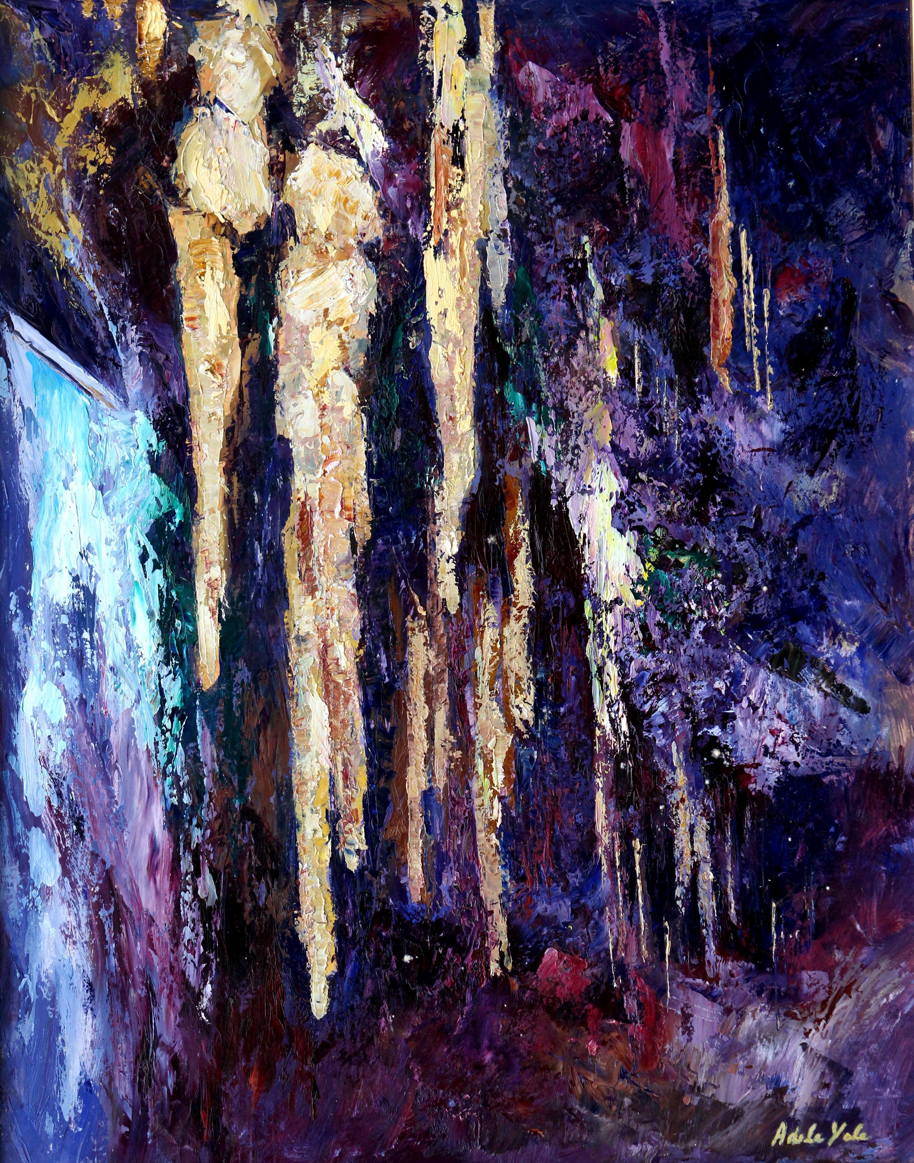Grotto #6 - 24X19