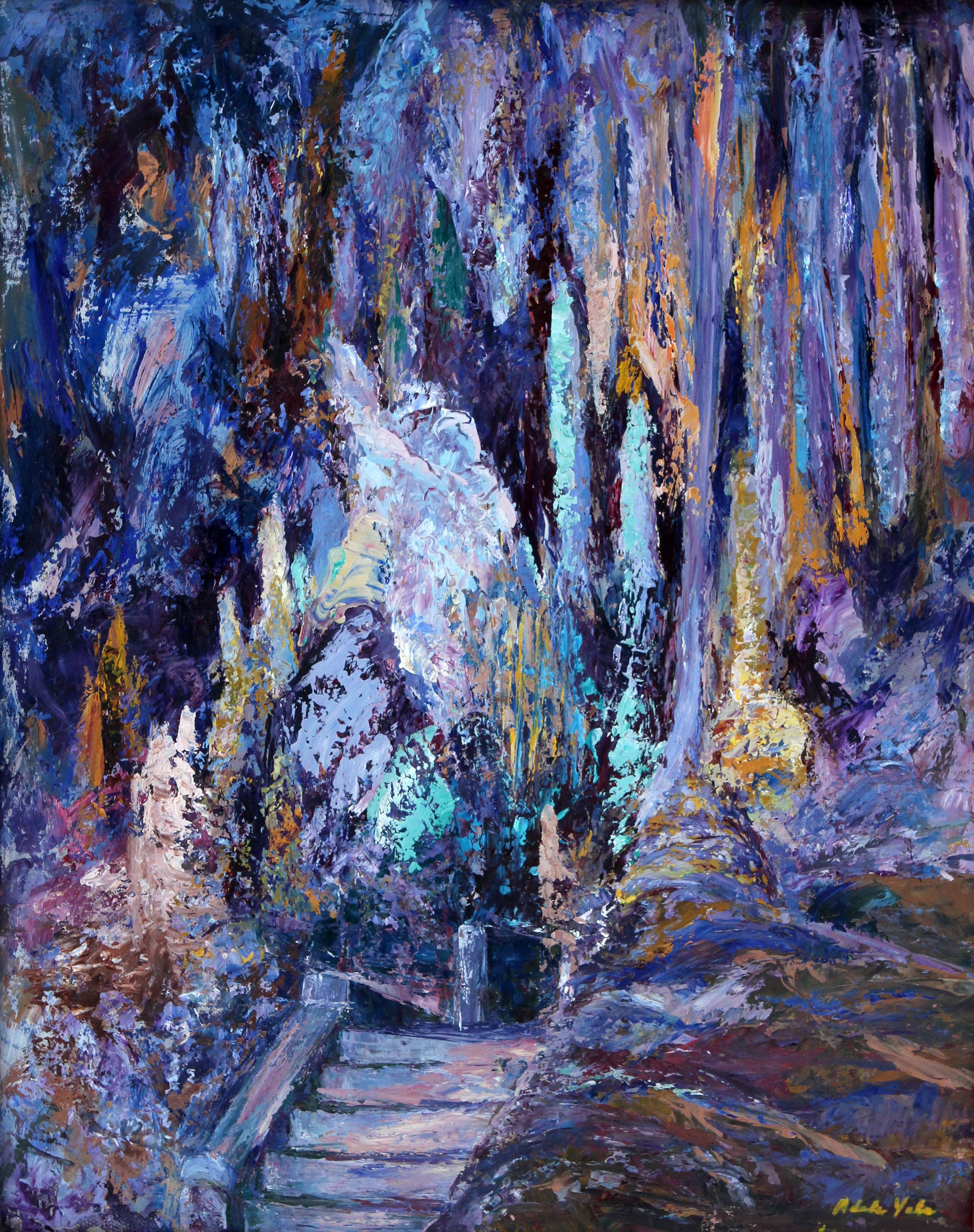 Grotto #3 - 24X19