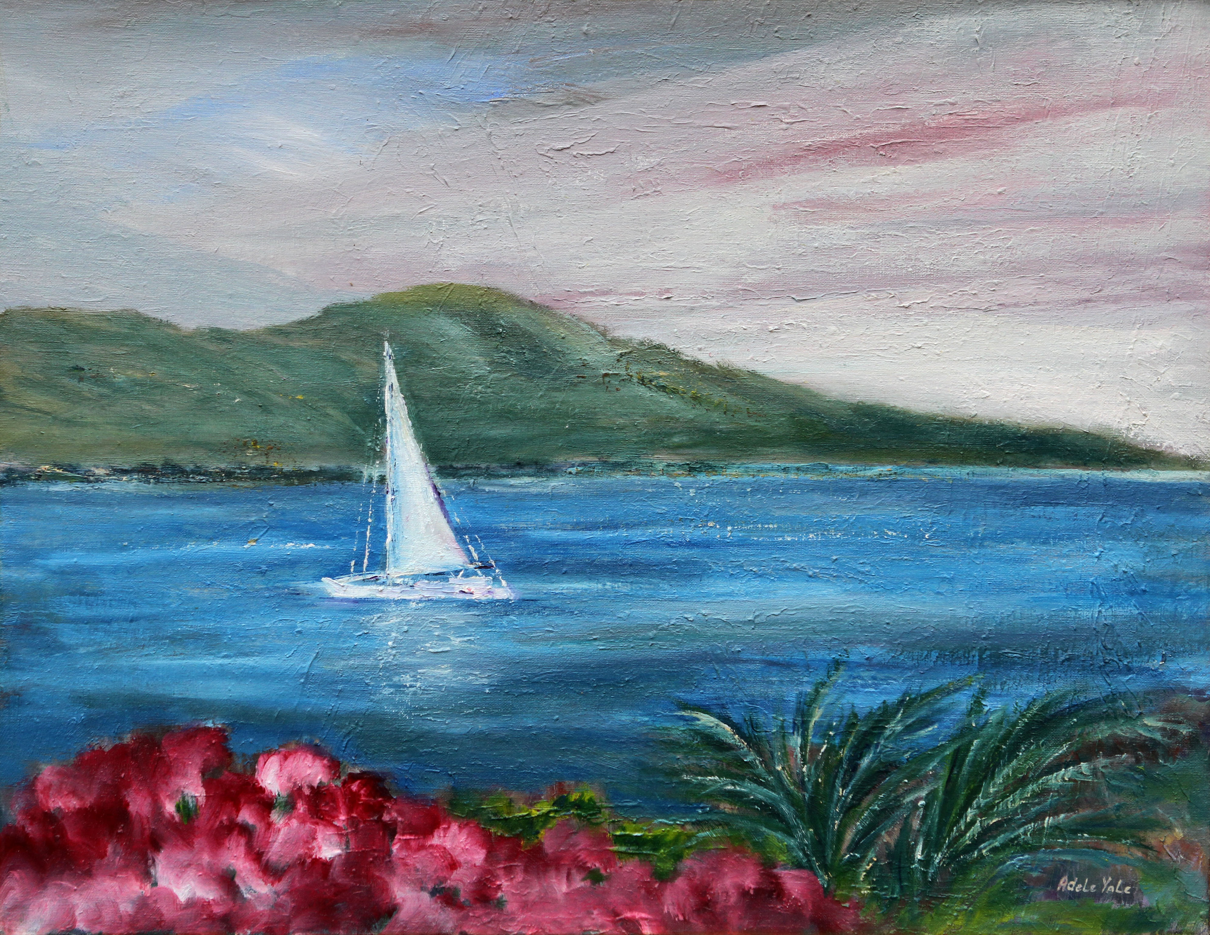 Sailing on the Hudson #1