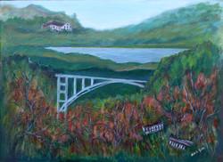 Bridge Swiss Chalet