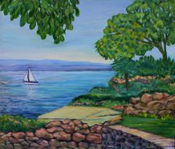 Sailing on the Hudson #2