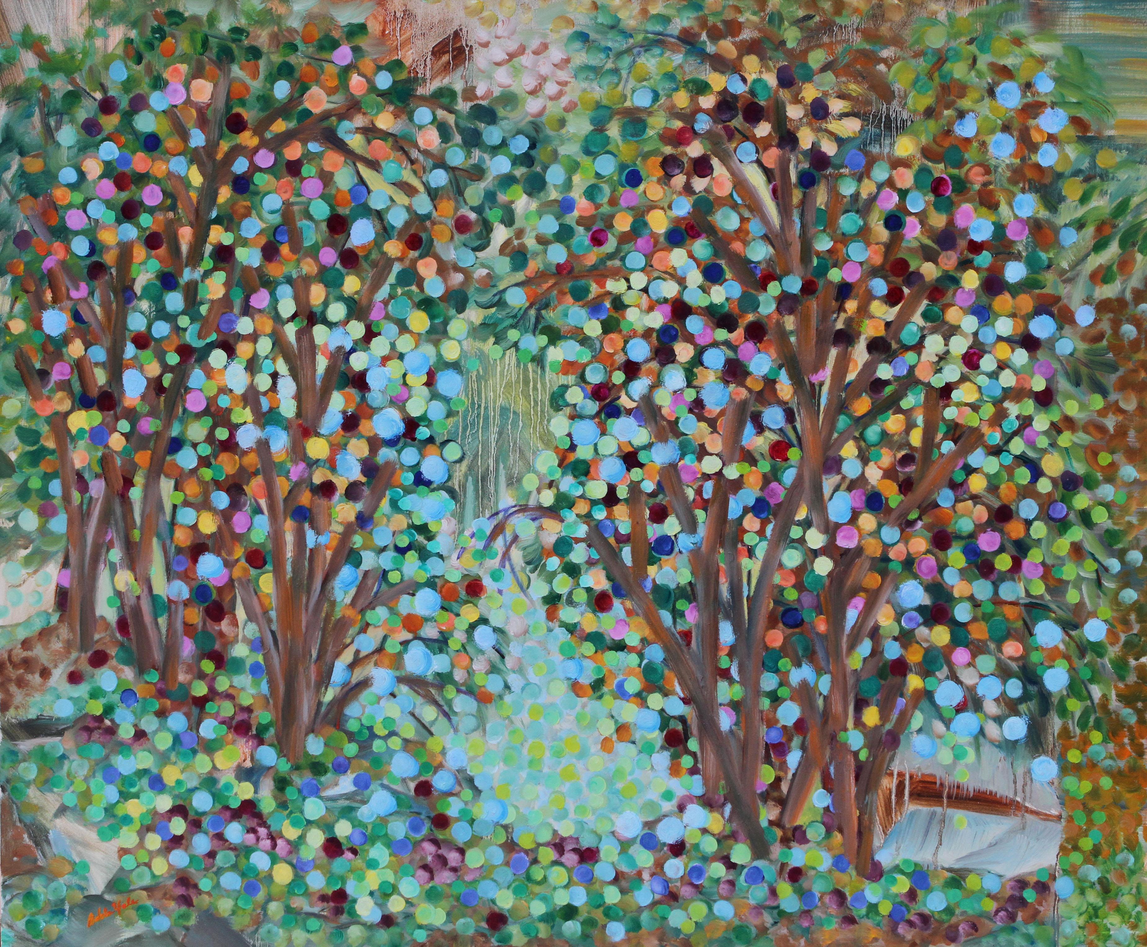 Gumdrop trees