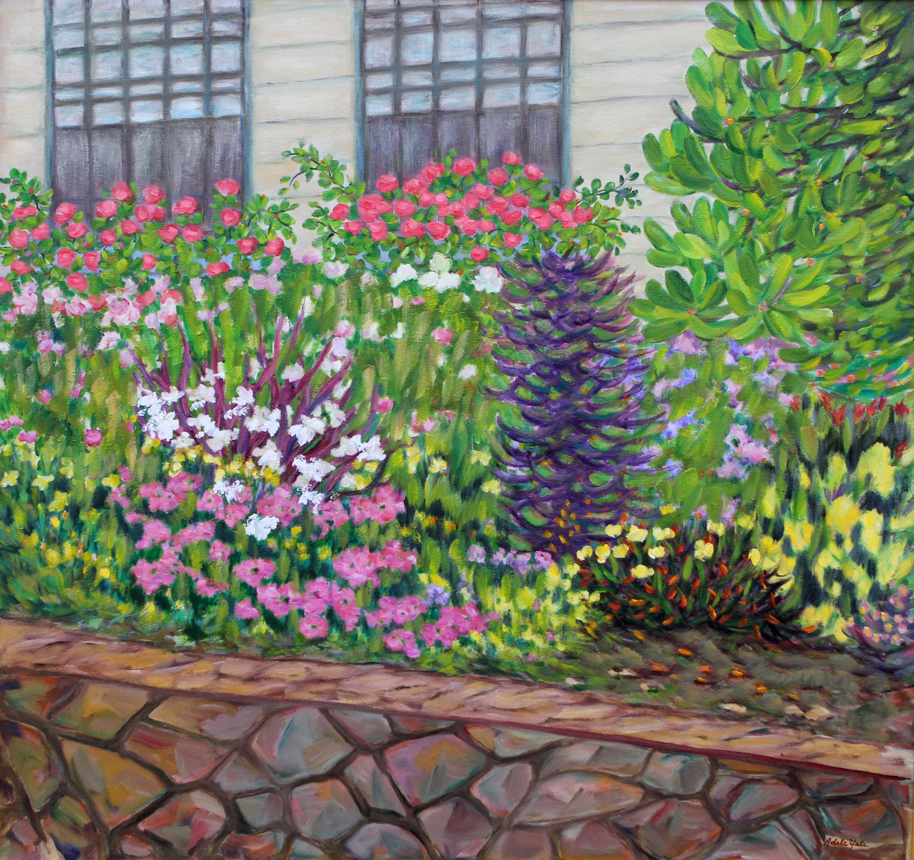 Carmel Garden Wall